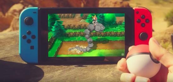 screen shot pokemon let go pikachu eevee 2