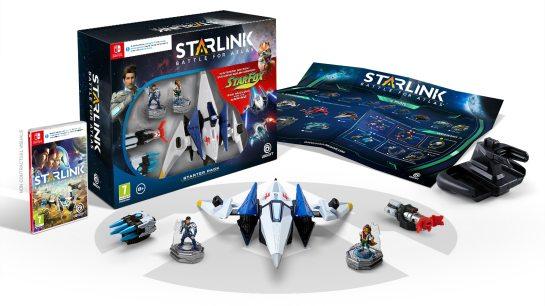 pack starlink