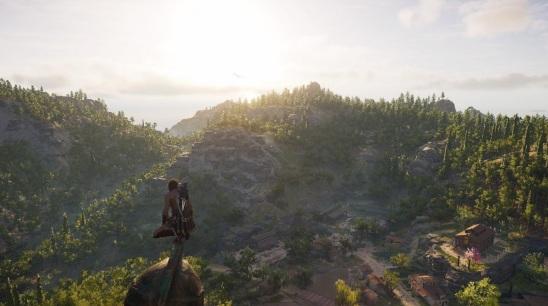 kassandra assassins paisajes
